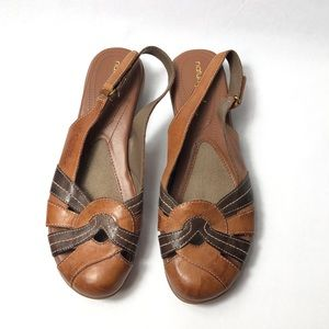 Natural Soul by Naturalizer Women Slingback
